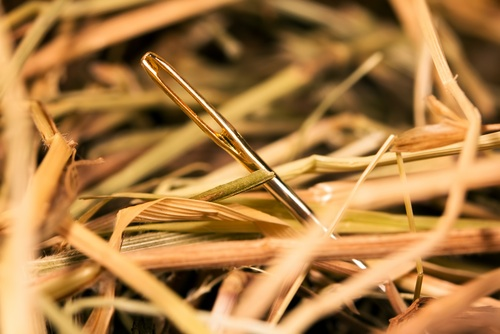 NIAW - Needle in a Haystack - How I Felt About Getting Pregnant