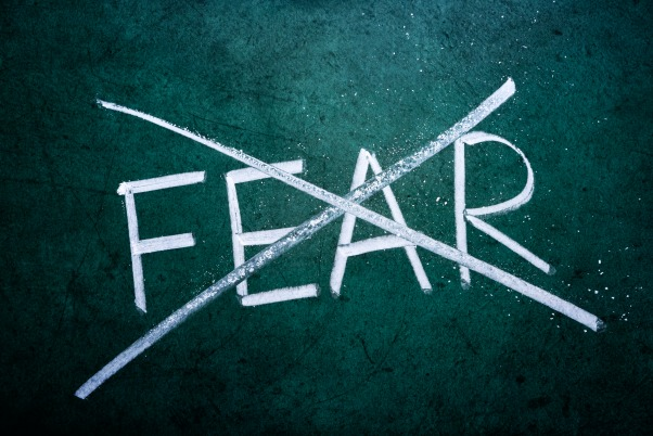 My Greatest Fear (And How I'm Overcoming It)