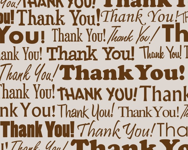 4 Reasons to Say Thank You Today